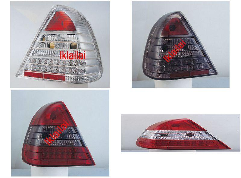 SONAR Mercedes Benz W202 `94-99 LED Tail Lamp