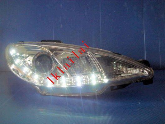 SONAR Peugeot 206 Projector Head Lamp LED R8 DRL
