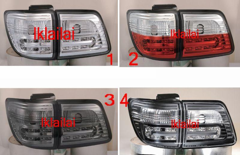 SONAR Toyota Fortuner '04  LED Tail Lamp