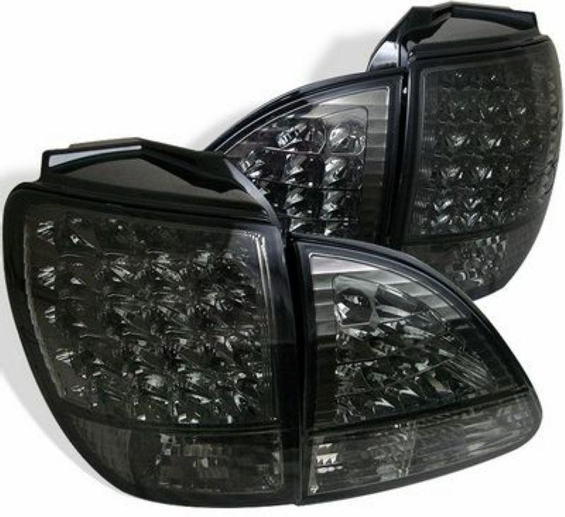 SONAR Toyota Harrier RX300 '98-02 LED Tail Lamp [Smoke]