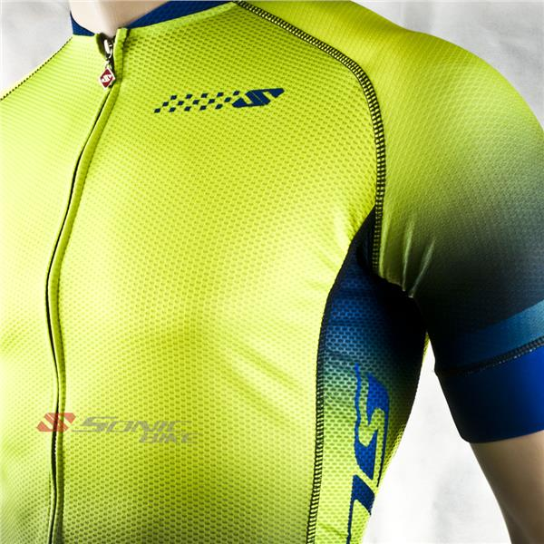 NEW!! SONIC DESIGN SUPER LIGHTWEIGHT COOLING Cycling Jersey - SB640-G