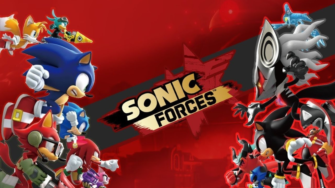 Sonic Force for PS4
