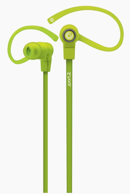 SONIC GEAR Earset Wired EARPUMP SPORT 2 GREEN