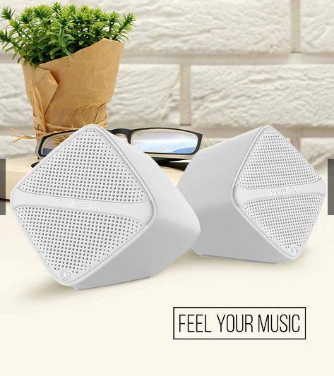 SonicGear Sonic Cube 2.0 USB speaker 6W