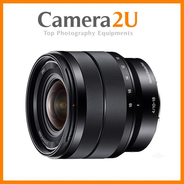 NEW Sony 10-18mm f/4 OSS SEL1018 (Sony Msia)
