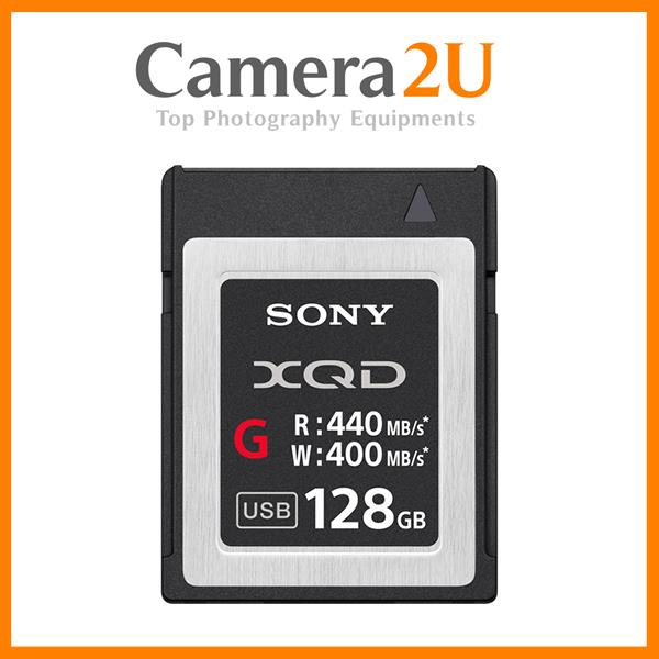 NEW Sony 128GB G Series XQD Memory Card Format Version 2