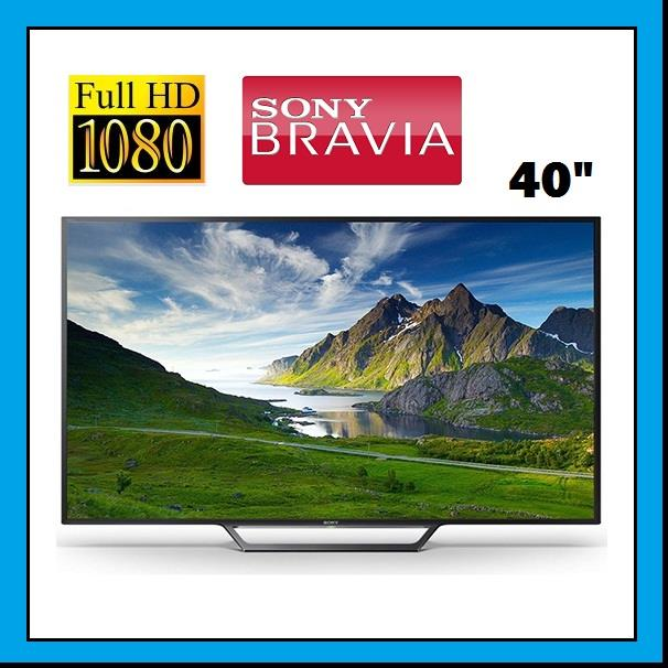SONY 40' Inch BRAVIA KDL40W650D FULL HD LED TV WITH Wi-Fi