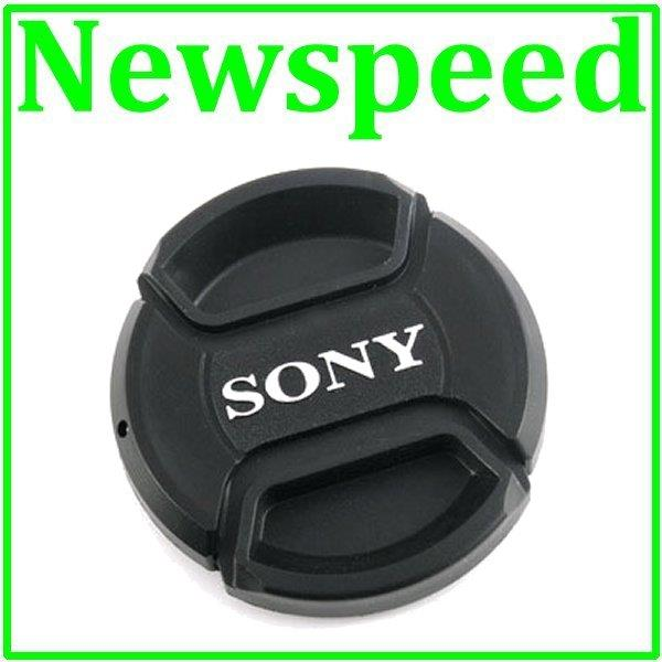 New Sony 55mm Snap On Lens Cap for Sony Lens Digital Camera