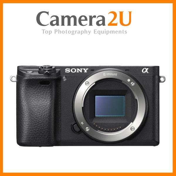Sony Alpha A6300 Body Digital Camera (Sony MSIA) Free 64GB