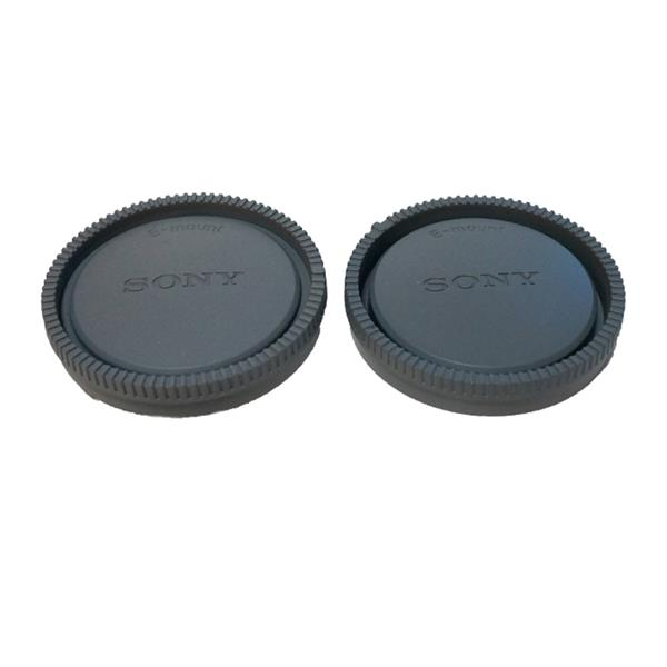 Sony Body and Rear Lens Cap