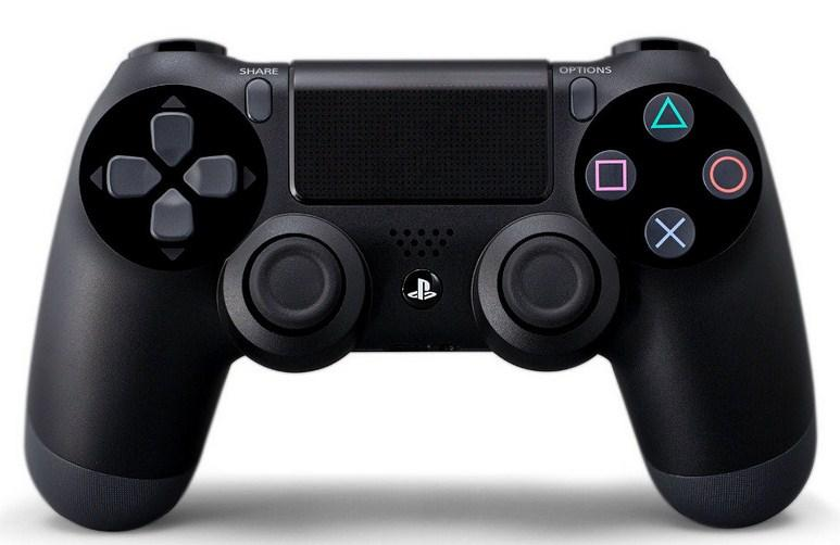 SONY DUALSHOCK 4 WIRELESS CONTROLLER FOR PC AND PS4 SYSTEM (BLK)