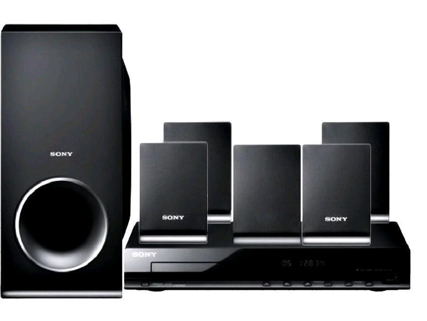 home theater dvd. sony dvd home theater system dav-tz140 dvd