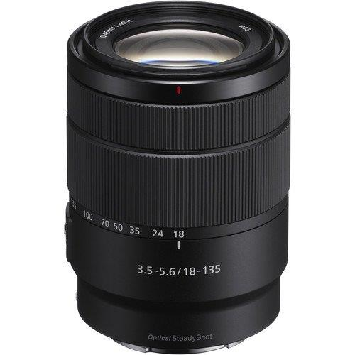 New Sony E 18-135mm f/3.5-5.6 OSS Lens SEL18135 (MSIA)