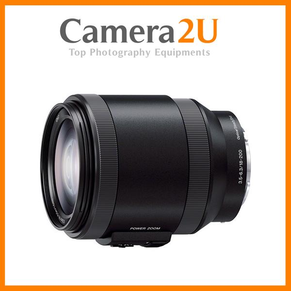 NEW Sony E 18-200mm F3.5-6.3 Lens (SELP18200)