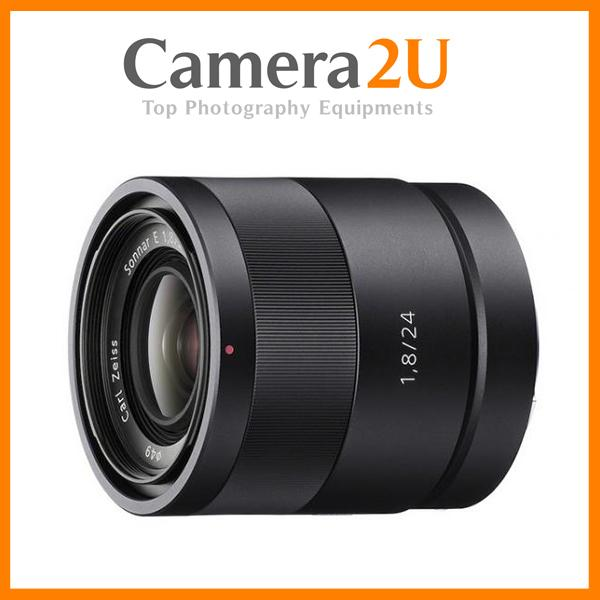 NEW Sony E Carl Zeiss 24mm F1.8 SEL24F18Z