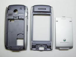 Sony Ericsson P900 P900i Fullset Housing Middle Board Back Cover Repai