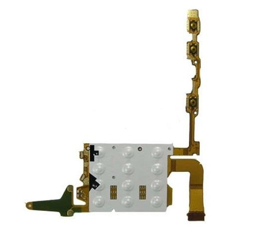Sony Ericsson W595 Keyboard Keypad Volume Ribbon Flex Cable Repair