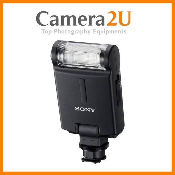 New Sony External Flash Light HVL-F20M for RX100 MK2 RX10 A58 A99