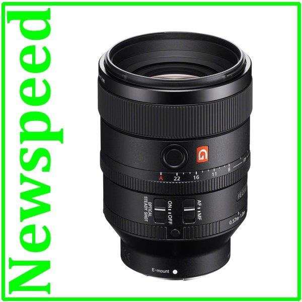 New Sony FE 100mm f/2.8 STF GM OSS Lens (Sony MSIA)