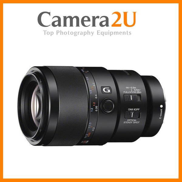NEW Sony FE 90mm f/2.8 Macro G OSS Lens