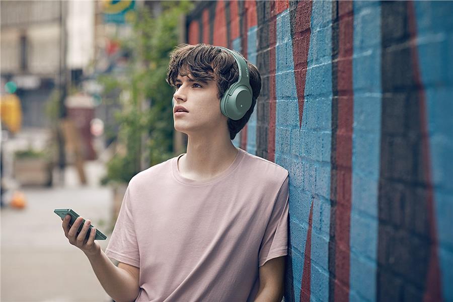 af6c2eb7940 SONY h.ear on 2 WH-H900N Wireless Over-Ear Noise Cancelling Headphones