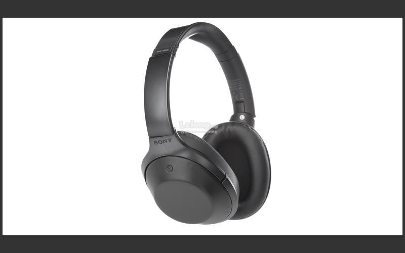 Extra Bass Wireless Noice Cancelling Headphone Mdr-xb950n1 Hitam Online. Source .