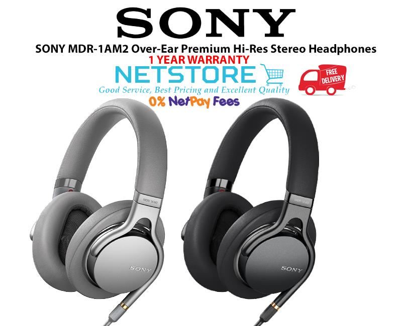 6c86fc26527 SONY MDR-1AM2 Over-Ear Premium Hi-Re (end 3/25/2020 4:15 AM)