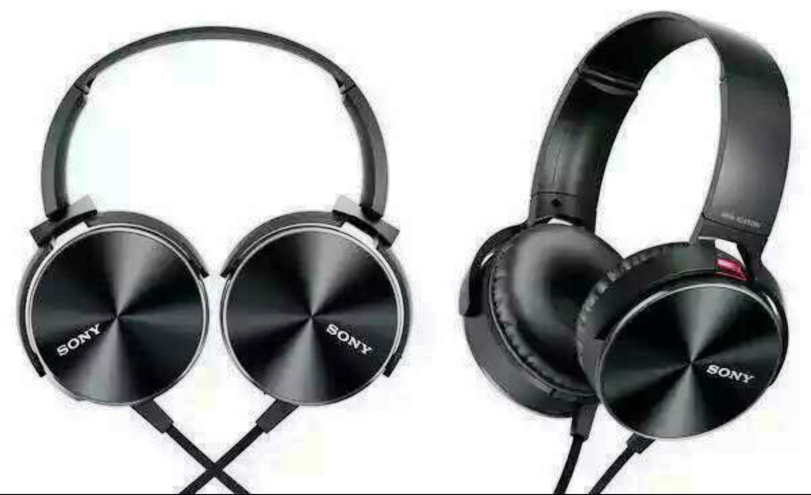 Harga Sony Headphone Extra Bass Stereo Mdr Xb450ap Headset Headphones End 9 15 2016 715 Pm Xb