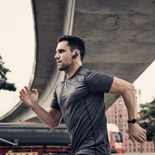 dabf07a40bf Sony MDR-XB50BS Wireless Extra Bass Sports Bluetooth In-Ear Headphones  Earphon