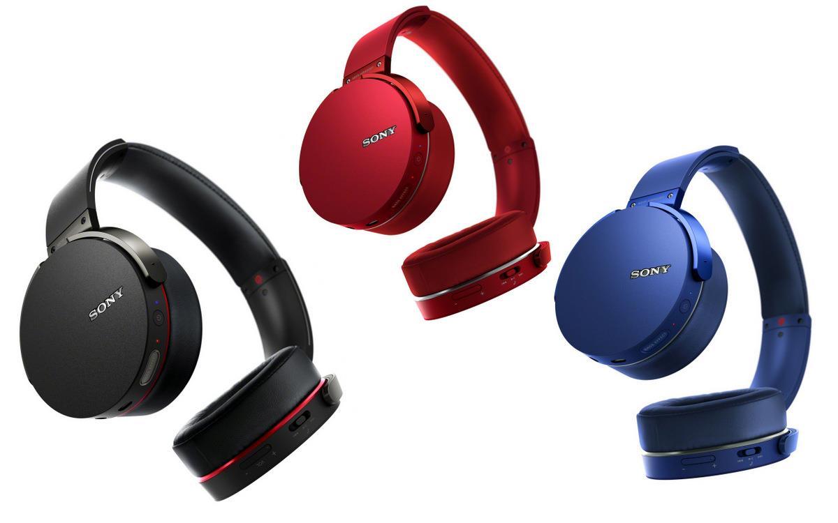 79101309f9a SONY MDR-XB950B1 EXTRA BASS Wireless Bluetooth Headphones - READYSTOCK