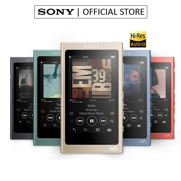 SONY NW-A45 WALKMAN WITH HIGH RESOLUTION AND BLUETOOTH STREAMING - SON