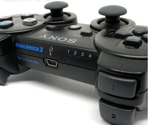 Ps3 dualshock 3 controller not working