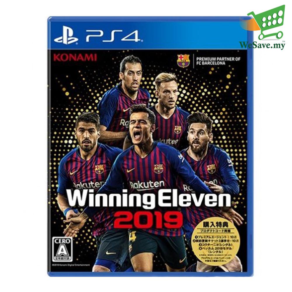 Sony PS4 Game PES 2019 Pro Evolutio (end 2 15 2021 12 00 AM) a12ccc6480e9a