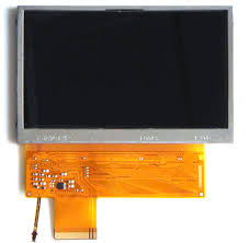 Sony PSP 1000 1006 Lcd Display Screen Sparepart Services Repair