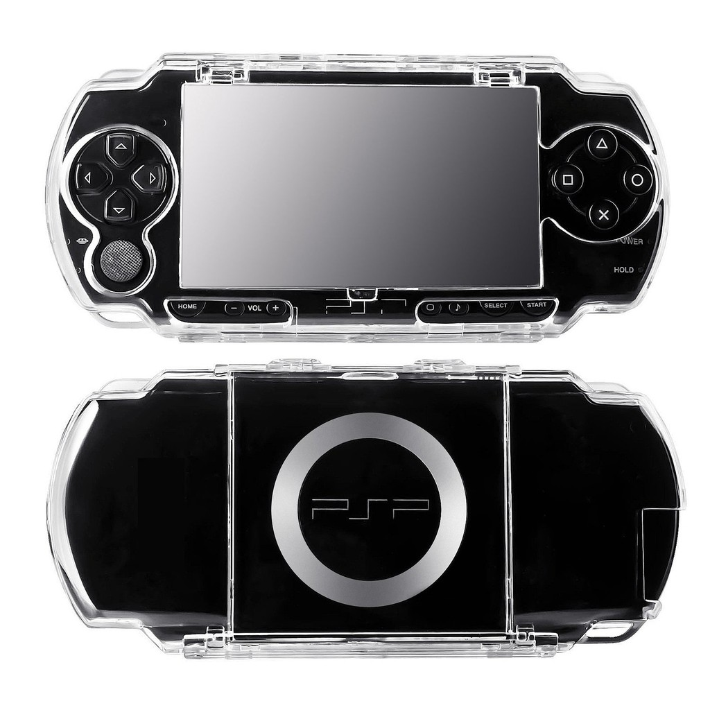 super popular 33ce1 6a927 Sony PSP 1000 2000 3000 Slim Crystal Case Casing Housing Cover