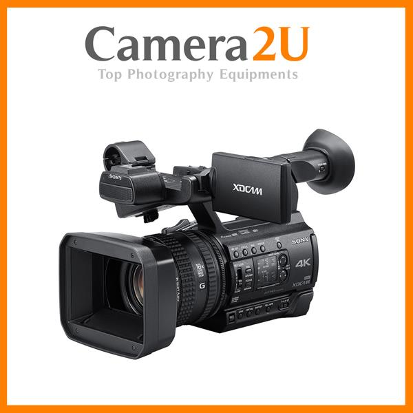 NEW Sony PXW-Z150 4K XDCAM Video Camera Camcorder (Malaysia Warranty)