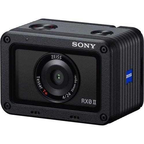 Sony RX0 II Ultra Compact Waterproof/Shockproof Action Camera