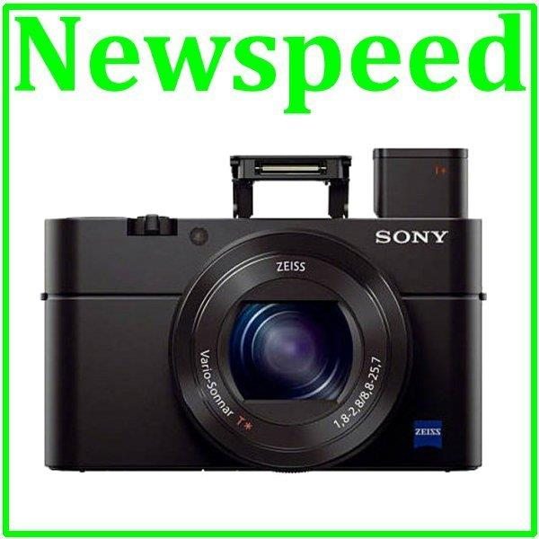 Sony RX100 MK 3 III +16GB+Case+Ext Ori Battery (MSIA)