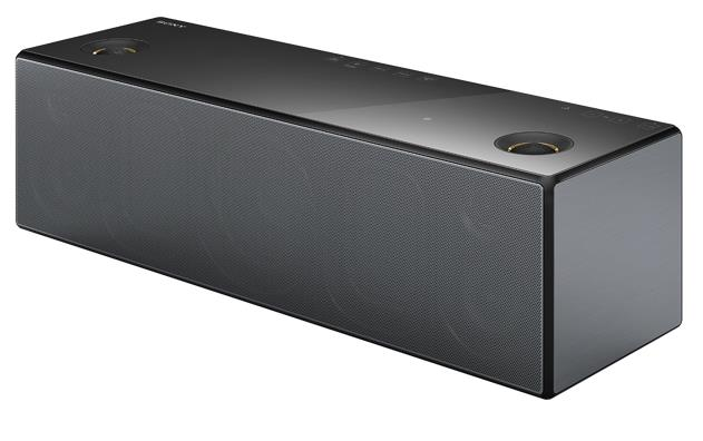 Sony SRS-X99 Wireless Speaker with Wi-Fi/Bluetooth
