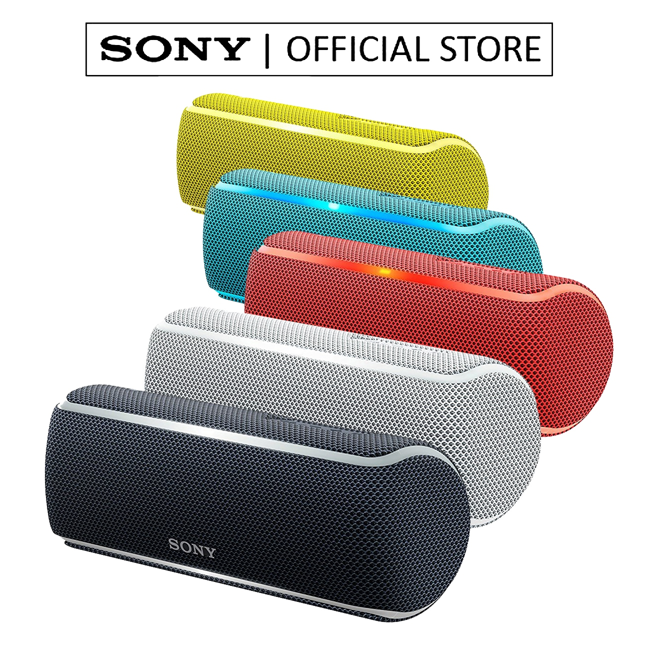 SONY SRS-XB21 PORTABLE WIRELESS WATERPROOF SPEAKER