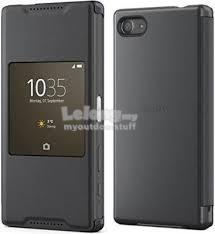 Sony Style Cover Window for Sony Xperia Z5 Compact