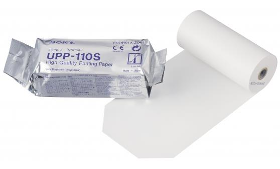 SONY UPP-110S HIGH QUALITY Thermal Paper for Ultrasound