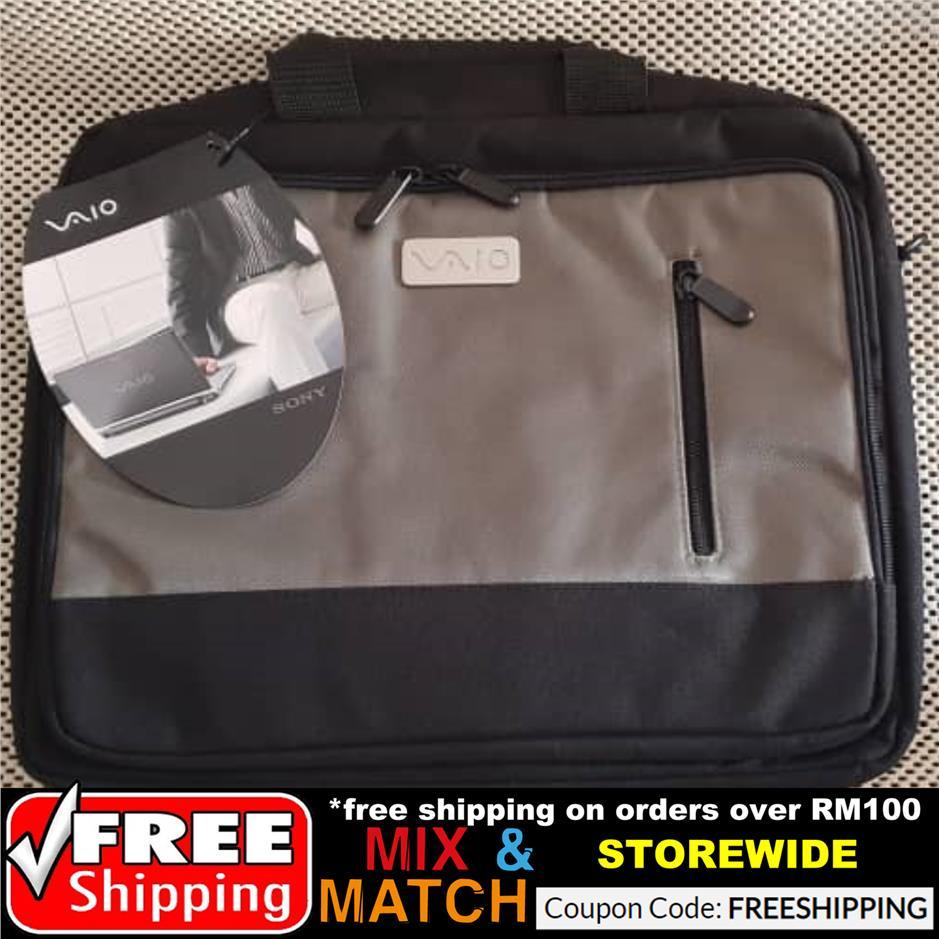 3075d593e746 NEW SONY VAIO 12  13  14  Notebook Messenger Case Laptop Shoulder Bag. ‹ ›