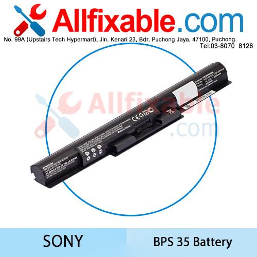 Sony Vaio 14E 15E Series SVF14215SC BPS 35 Battery