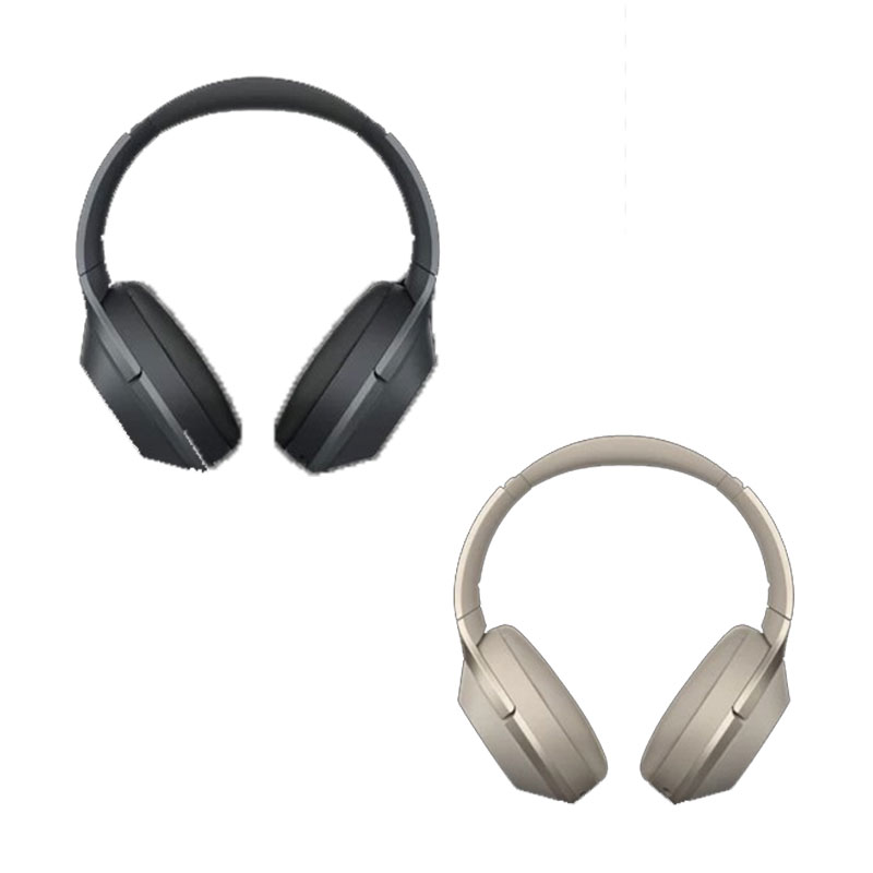 6896dde0578 Sony WH-1000XM2 Wireless Noise Cancelling Headphone - Black and Gold