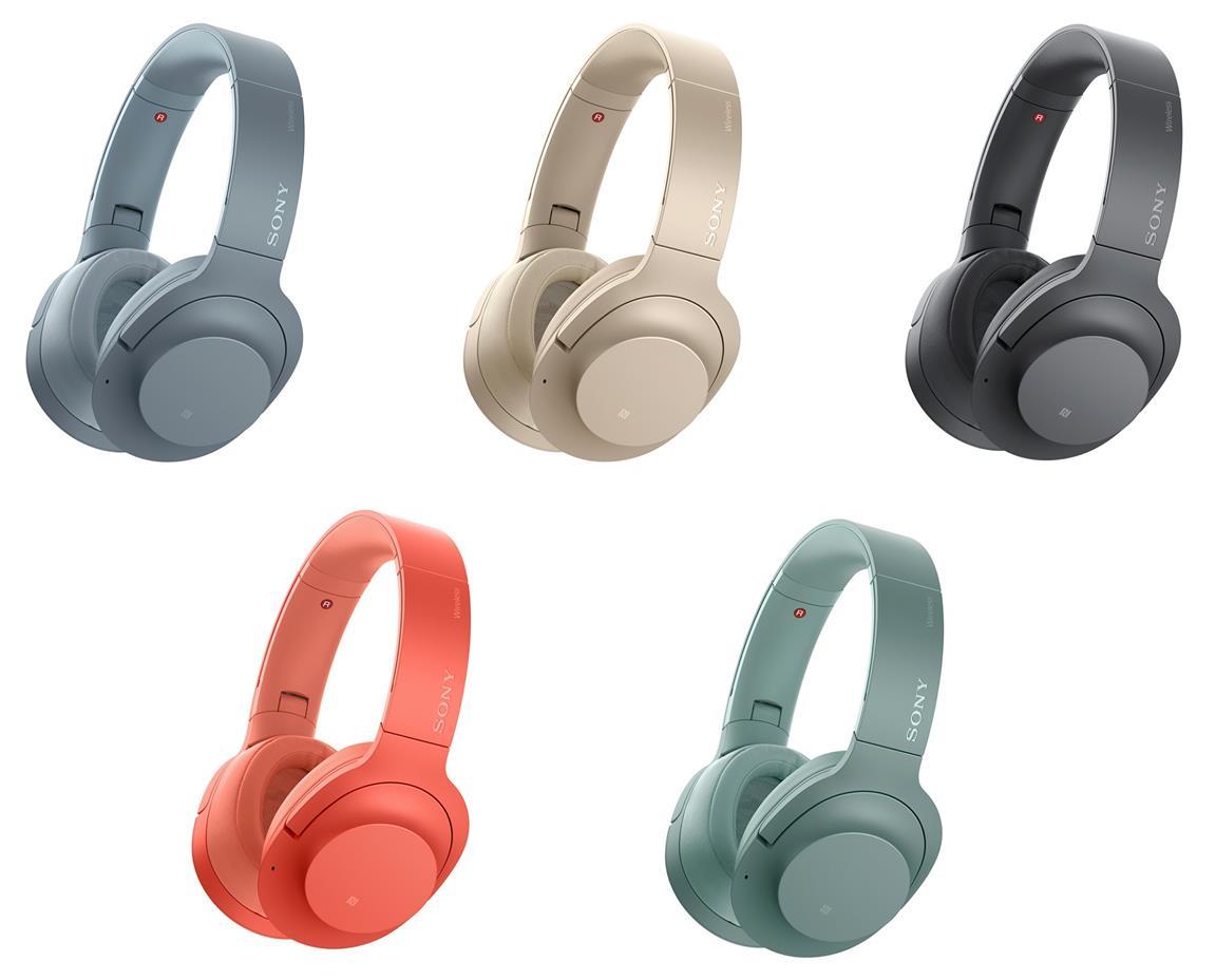 Sony WH H900N H.ear On 2 Wireless NC Headphones