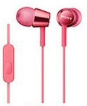 SONY WIRED EARSET (MDR-EX150) MANY COLOR