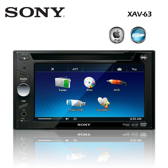 sony xav 63 6 1 double din multimedia av dvd usb player w ipod iphon 12volts 1403 11 12volts@2005 sony xav 63 6 1\u201d double din multime (end 3 11 2016 12 19 am) sony xav 63 wiring diagram at mifinder.co