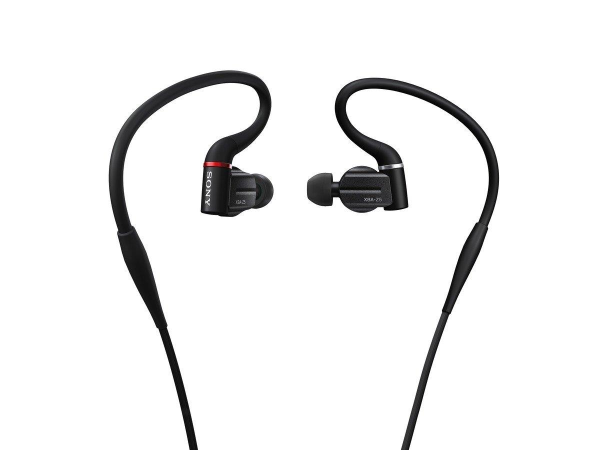 SONY XBA-Z5 Balanced Armature In-ear Headphones