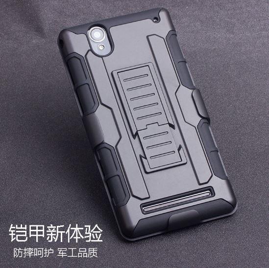 SONY XPERIA C4 C5 M4 Z1 MINI Z3 Z5 Premium T2 Ultra Tough Armor Case
